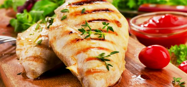 Eating Chicken Breast Promotes Healthy Weight Loss