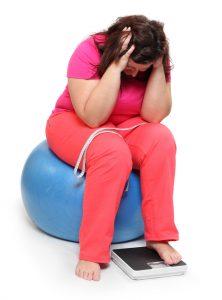 Burn Fat Safely: Lady Losing Motivation