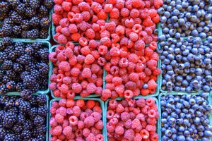 Foods to Prevent Disease: Berries